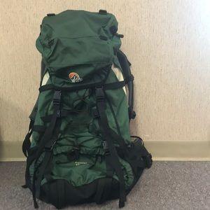 Lowe alpine frontier 65+15 backpack